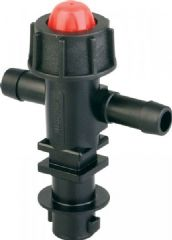 Dry Boom Nozzle Holder with Valve 8235025